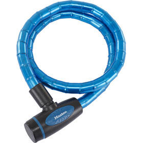 Masterlock 8228 PanzR Cable Lock 18x1000mm, blue